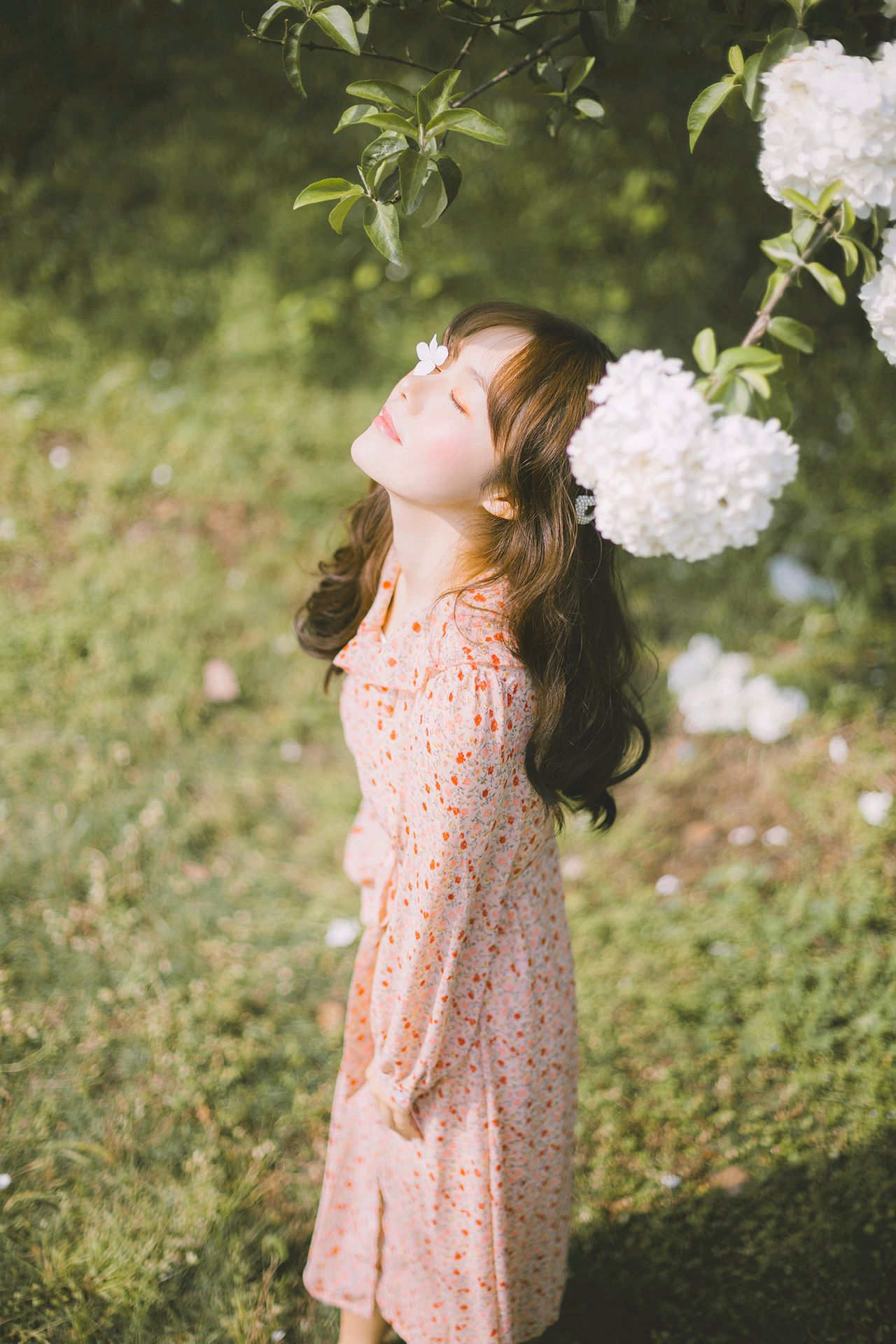 人气单品/温柔气质碎花连衣裙☞唯美清新,美出新高度!