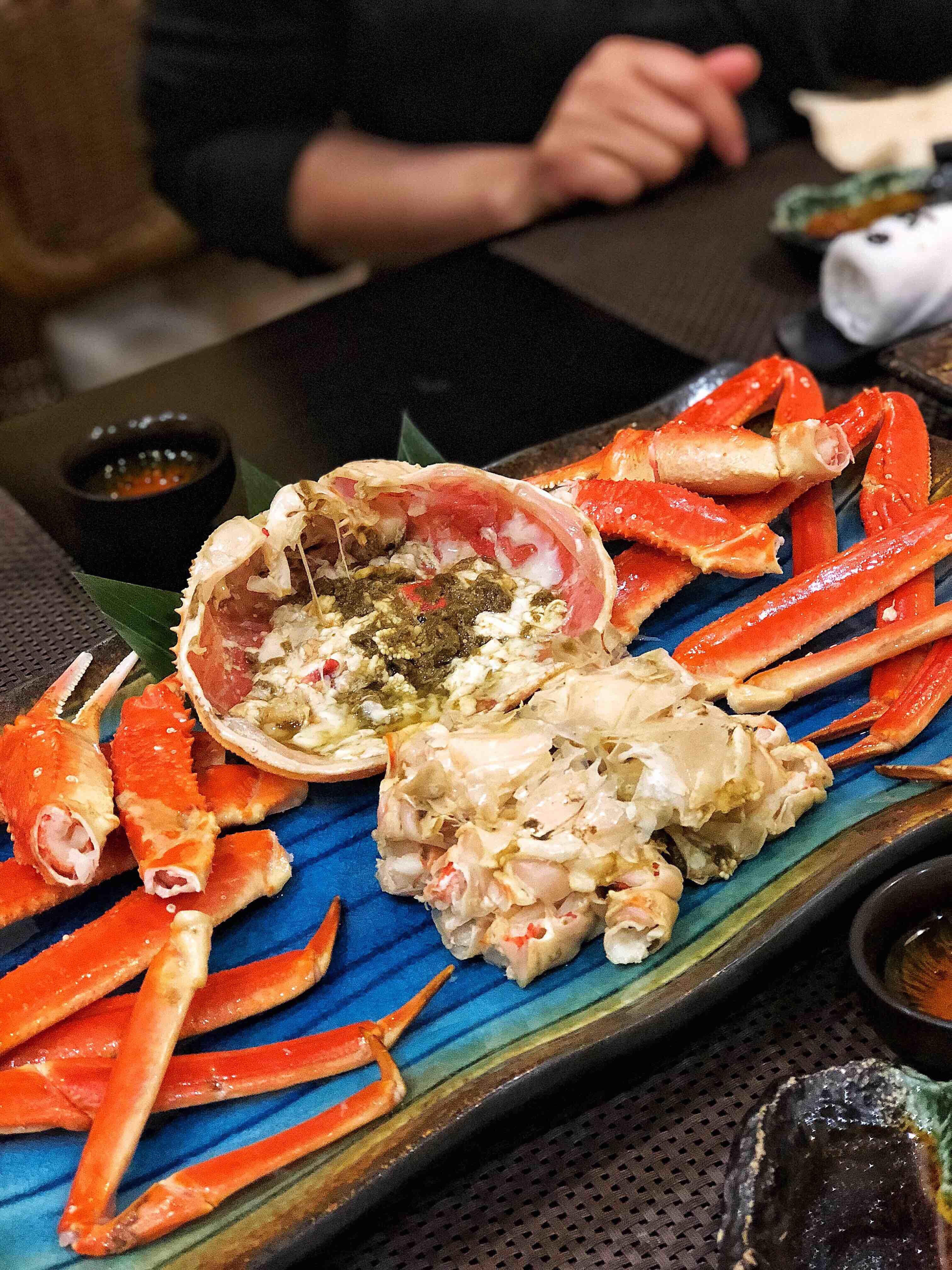 杭州高端精致日料 说不定能偶遇昊然弟弟哟——本格寿司🍣