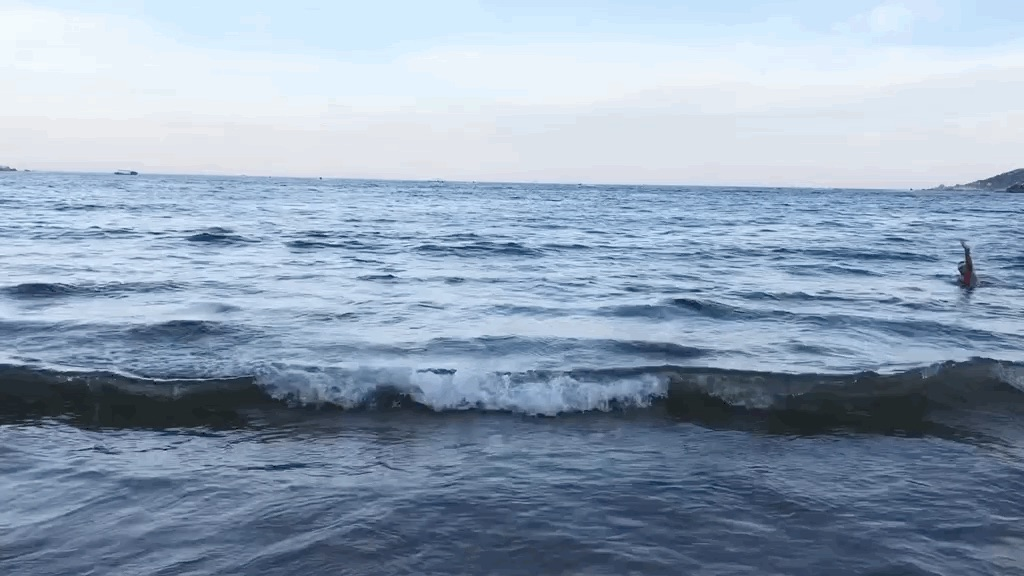 04.18打卡|海边治愈系大片