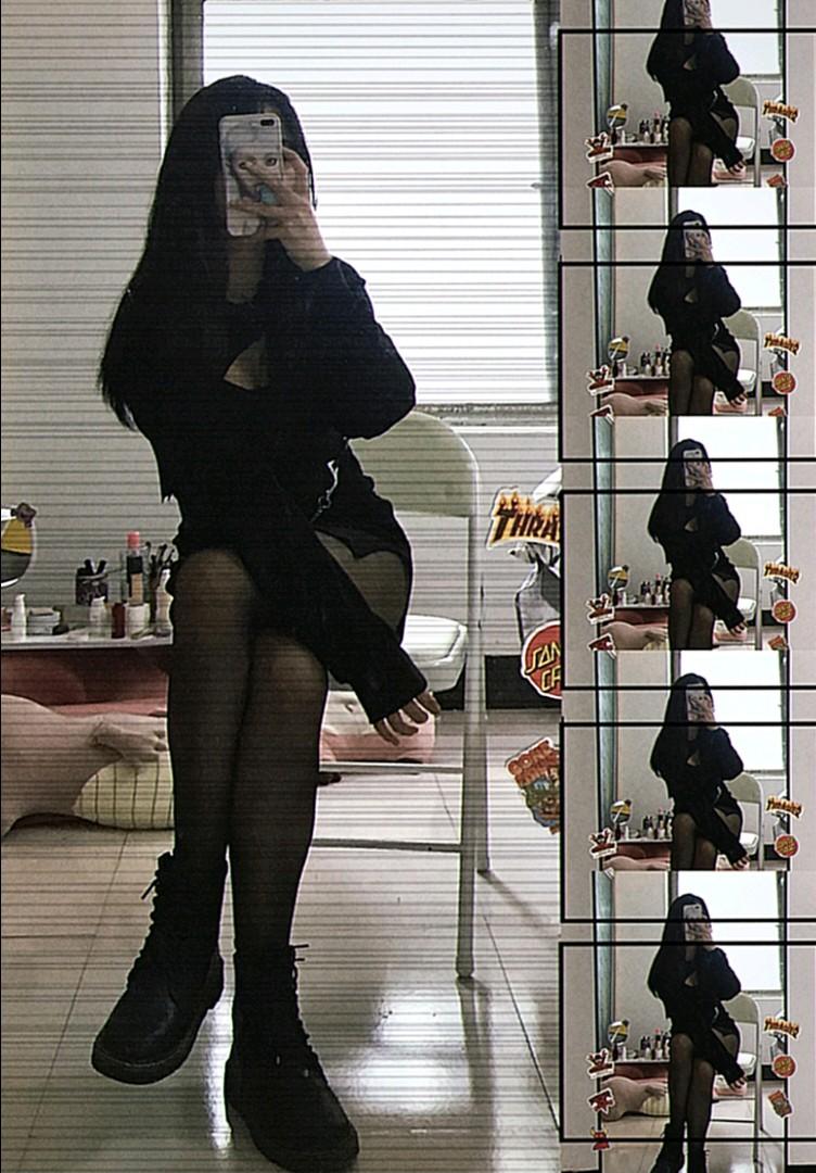 04.19打卡 | 这一套直接就是辣妹本妹!