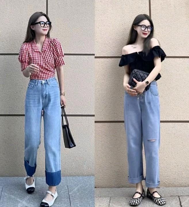 时尚小姐姐的日常装:裤子、连衣裙、半身裙,这样穿简约又好搭